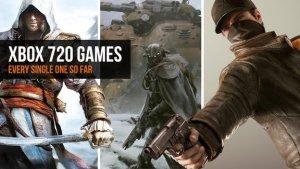 xbox 720 games